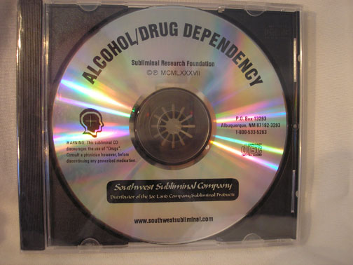 alcohol and drug dependency