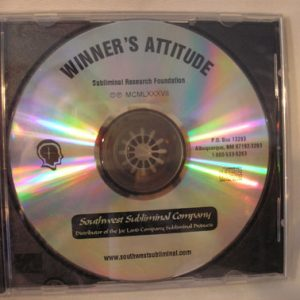 winner's attitude